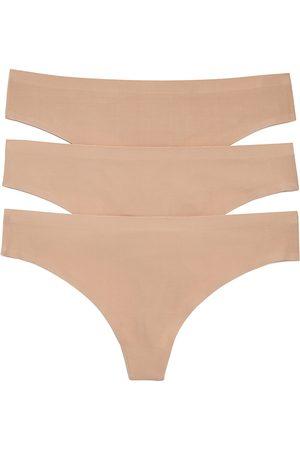 Honeydew Women Thongs - Skinz Thongs, Set of 3