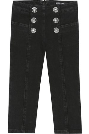 Balmain Stretch denim jeans