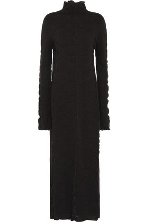 Jil Sander Wool midi sweater dress