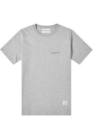 MKI Men T-shirts - Marble Logo Tee