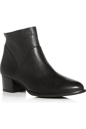 Paul Green Women Heeled Boots - Women's Nelly Block Heel Booties