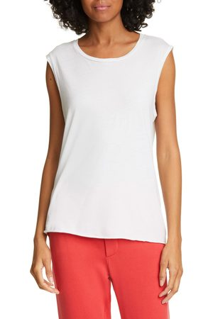 NILI LOTAN Women's Cotton Muscle Tee