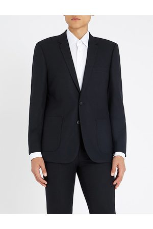 Sandro Blazers - Regular-fit wool-blend blazer