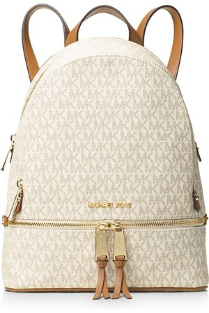 Michael Kors Logo Medium Backpack