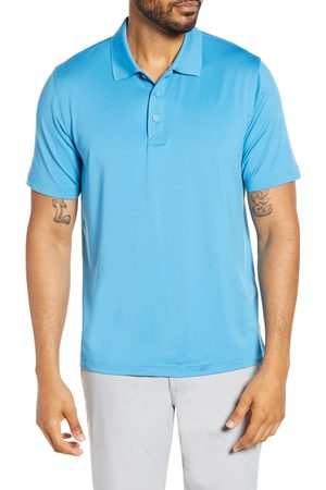 Cutter & Buck Men's Forge Drytec Classic Fit Solid Performance Polo