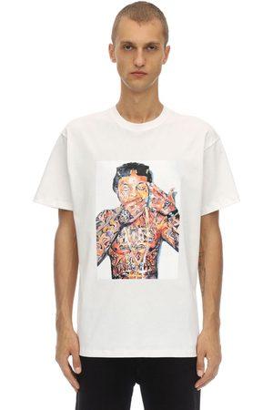Ih Nom Uh Nit Tribal Lil Wayne Cotton Jersey T-shirt