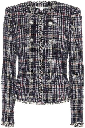 VERONICA BEARD Jerry Dickey tweed jacket