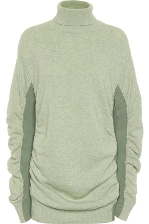 MM6 MAISON MARGIELA Roll-neck wool-blend sweater