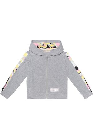 Emilio Pucci Printed stretch-cotton hoodie