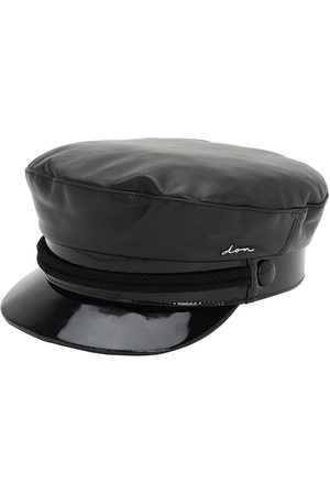 DON Leather Sailor Cap