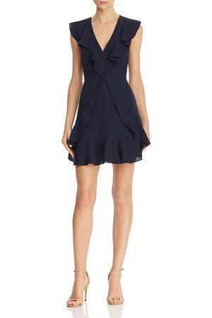 BCBG Max Azria Ruffled Mini Dress - 100% Exclusive