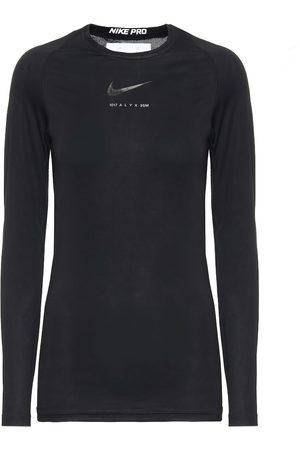1017 ALYX 9SM X Nike stretch-jersey top