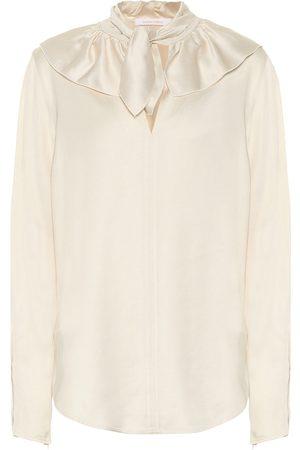 Chloé Satin blouse