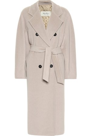 Max Mara Madame wool and cashmere-blend coat