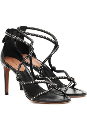 Alaïa Studded leather sandals