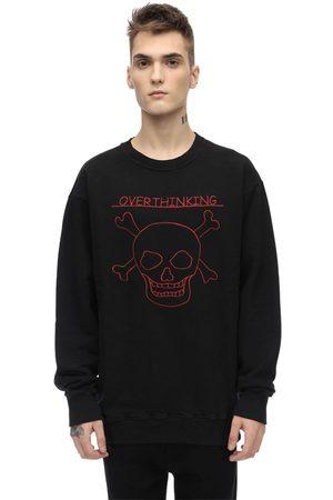 RICCARDO COMI Girocollo Cotton Sweatshirt
