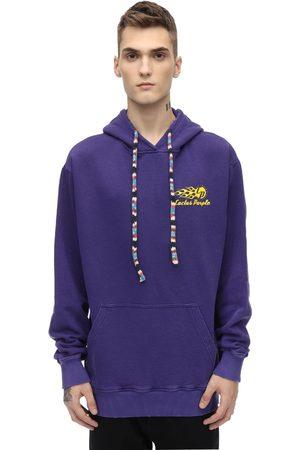 RICCARDO COMI Cotton Sweatshirt Hoodie