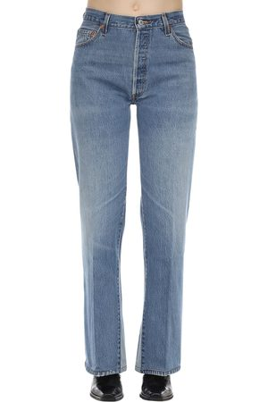 RE/DONE 70s Ultra High Rise Bell Bottom Jeans