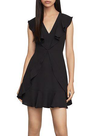 BCBG Max Azria Women Party Dresses - Ruffled Mini Dress - 100% Exclusive