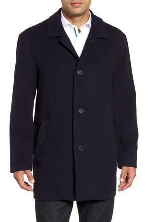 Cole Haan Men Coats - Men's Italian Wool Blend Overcoat