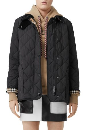 Burberry Women's Cotswold Thermoregulated Quilted Barn Jacket