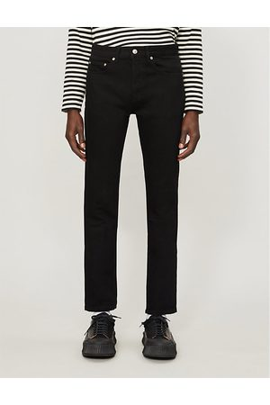 Sandro Straight slim-fit jeans