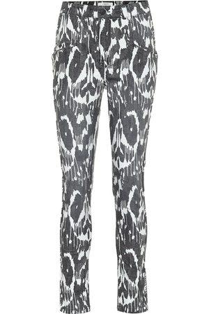 Isabel Marant Jamie mid-rise skinny jeans