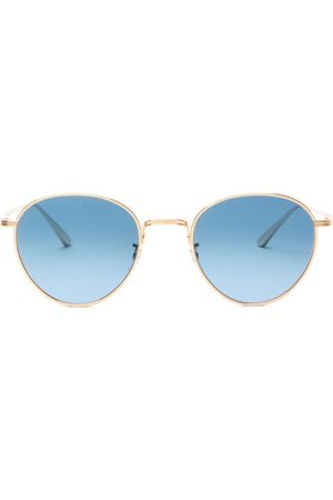 The Row X Oliver Peoples Brownstone 2 Round Sunglasses - Womens