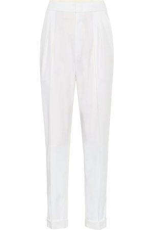 Isabel Marant Pelisso high-rise wool pants