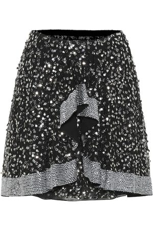 Isabel Marant Cole sequined miniskirt