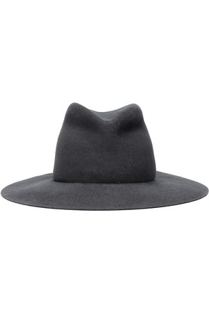 LOLA HATS Snap Saddled Up Redux felt hat