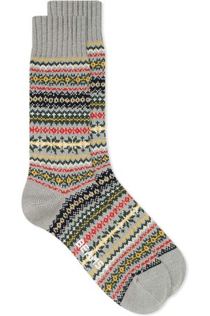 Beams Fair Isle Sock