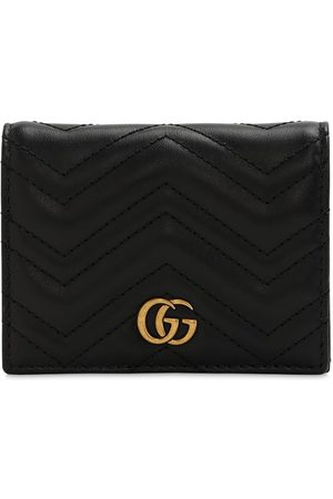 Gucci Gg Marmont 2.0 Leather Wallet
