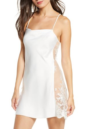 Rya Collection Women's Darling Lace Trim Chemise