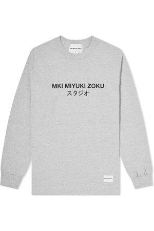 MKI Long Sleeve Classic Logo Tee