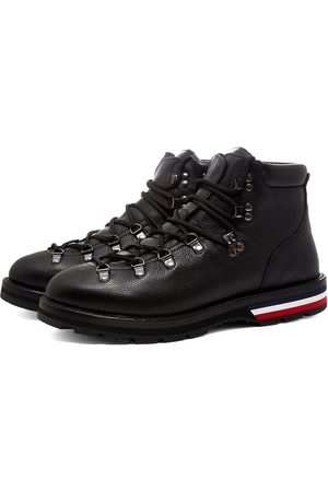 Moncler Peak Leather Hiking Boot