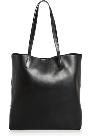 WANT LES ESSENTIELS Want Les Essentials Logan Leather Vertical Tote
