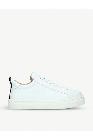 Chloé Lauren leather trainers