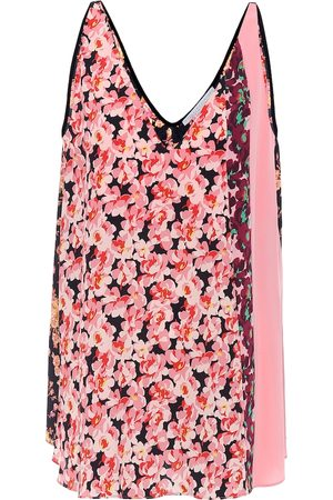 Stella McCartney Floral silk top