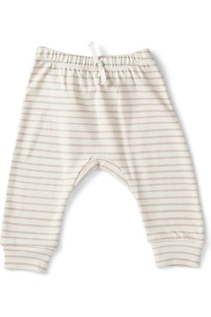 Pehr Infant Girl's Stripes Away Harem Pants