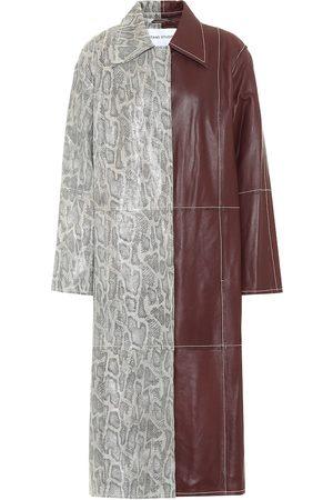 Stand Studio Noni leather coat