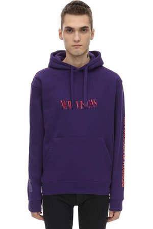 DARKOVELI New Vision Jersey Sweatshirt Hoodie