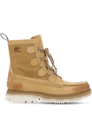 sorel Atlis Caribou Wp Boots