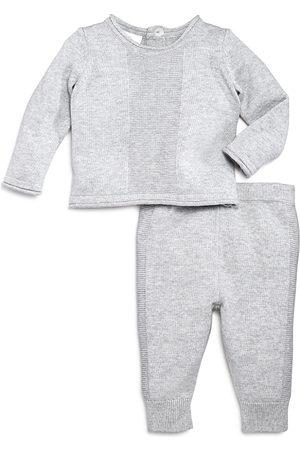 Bloomie's Unisex Crewneck Sweater & Pants Set - Baby