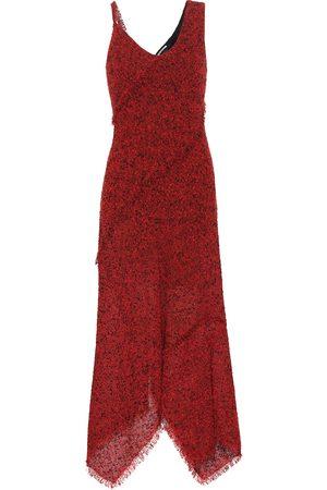 Roland Mouret Amargo wool-blend midi dress