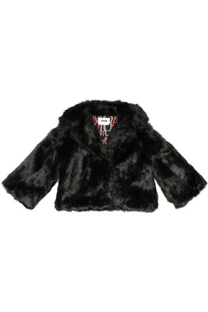 Msgm Faux fur jacket