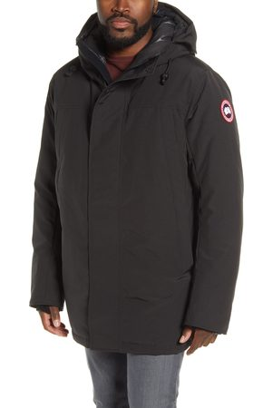 Canada Goose Men's Sanford 625 Fill Power Down Hooded Parka