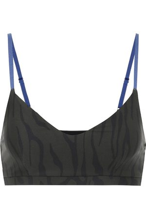 The Upside Women Sports Bras - Midnight Tiger sports bra