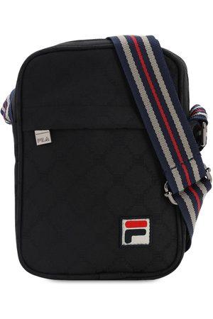 Fila Men Bags - Allover Logo Crossbody Bag