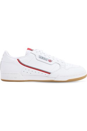 adidas Men Sneakers - Continental 80s Leather Sneakers